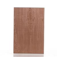 供应3D木纹铝蜂窝板