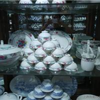 商务礼品陶瓷餐具上海批发 景德镇陶瓷餐具