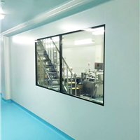 实验室净化室手术室手工彩钢板