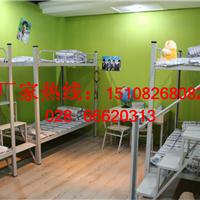现代学生双人床|四川成都学生双人床订做厂