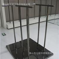 会展中心展厅架 不锈钢产品展示架 来图制作