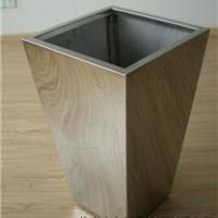 不锈钢时尚花盆 不锈钢造型花盆定制