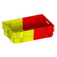 宝坻塑料周转箱 宝坻塑料周转筐 塑料零件盒