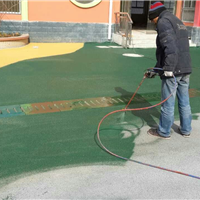 供应彩色透水混凝土路面保护剂