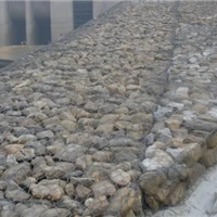 供应灾后重建泥石流治理高锌格宾网厂家价格