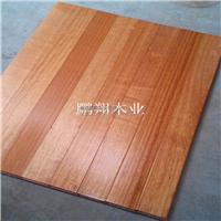 厂家直销实木地板 供应出口标准甘巴豆地板