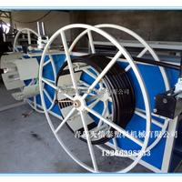 HDPE农业塑料供水管挤出生产线