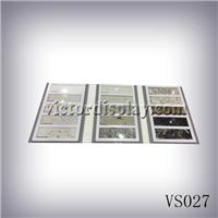 供应ABS塑料样板册展示石英石样品