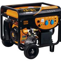 供应三相汽油发电机_3kw家用汽油发电机价格