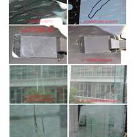 家电玻璃划痕修复