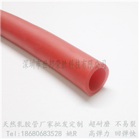 红色乳胶管大口径12*20 生产厂家供应