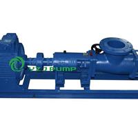螺杆泵型号:G型单螺杆泵配调速电机