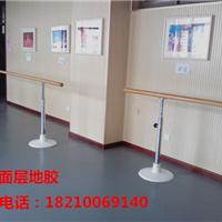 舞蹈学院舞蹈教室专用地胶是什么材质的