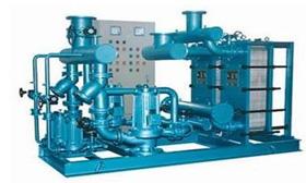 供应板式换热机组汽水水水换热机组