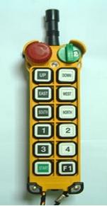 厂家帝淮12点12键12路工业遥控器DHM-12F