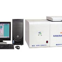 高精度微机全自动量热仪 微机制冷型量热仪