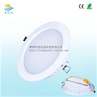 深圳LED筒灯外壳厂家 LED灯具配件5寸外壳