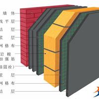 岩棉夹心A级防火保温装饰一体板