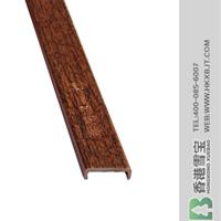 2016年生态板十大品牌-雪宝儿童房专用木线