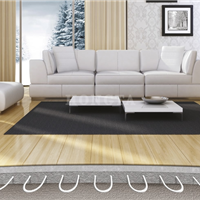 闭生电地暖设计专家,让您的地板发热