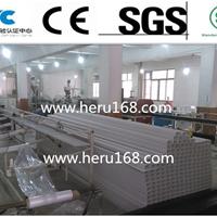 PVC方形雨水管/厂家供应100*80mm和80*60mm