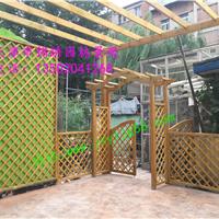 天津炭化木地板 防腐木厂家 花箱地板 围栏