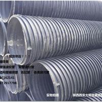 供应陕西西安咸阳渭南塑钢缠绕管螺纹管