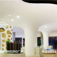 供应grg装饰材料,grg吊顶,grg艺术造型