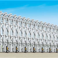 专业生产铝型材电动门中华门一号