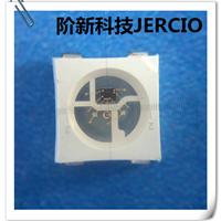 供应5050RGB内置IC XT1511全彩驱动芯片灯珠