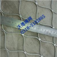 不锈钢钢丝绳网,绳扣网,绳价加手工等网价