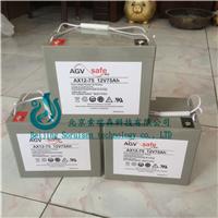 霍克免维护蓄电池AX12-45一级代理