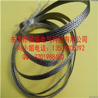 供应东莞昌盛不锈钢编织带,304钢丝编织带