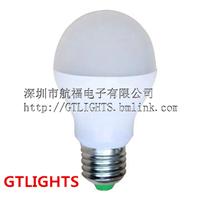 12W室内照明灯泡,led球泡灯