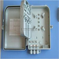 厂家供应12芯光纤分纤箱光缆分纤箱价格