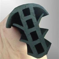 供应室外防水T型胶条 堵缝T型防水密封条