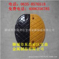 聊城定制铸钢减速带含配件、可带安装