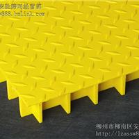 广西防城港玻璃钢格栅板厂家 防滑网格盖板