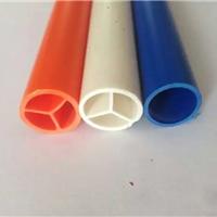 创新传统水电布线工艺 线管中的奔驰芯 PVC新型多腔线管招商