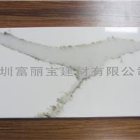 深圳石英石厂家供应鱼肚白板材 定制台面