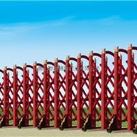 大量生产批发铝型材伸缩门