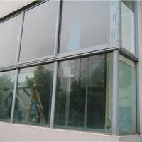 南京封阳台 铝合金门窗 阳光房隐形纱窗