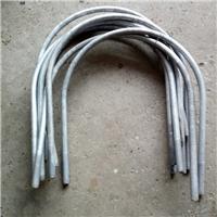供应热浸锌U形螺栓 高强度6.8级热浸锌螺柱