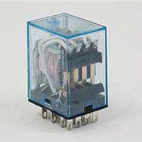 供应欧姆龙中间继电器LY4NJ