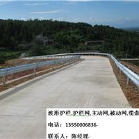 道路隔离护栏双波波形梁护栏板定制厂家