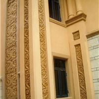 河南GRC构件、外墙装饰�磐兴�泥装饰线条