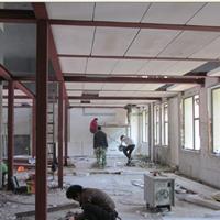 苏州alc轻质阁楼建造 alc钢结构隔层施工