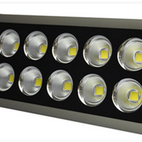 LED聚光灯长条形400W质保三年