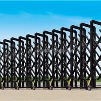 供应佛山厂家铝型材电动伸缩门