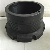 重庆龙安管道电熔管件法兰D75